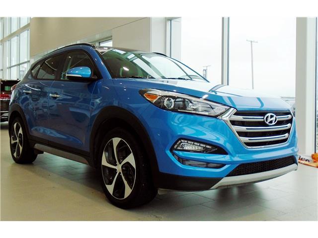 2017 Hyundai Tucson SE (Stk: 68331A) in Saskatoon - Image 1 of 21