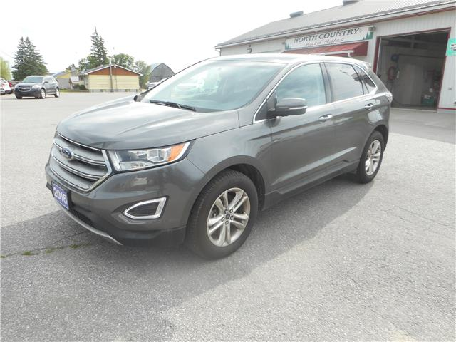 2016 Ford Edge SEL (Stk: ) in Cameron - Image 1 of 12