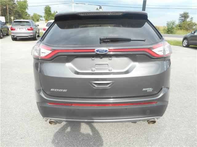 2016 Ford Edge SEL (Stk: ) in Cameron - Image 4 of 12