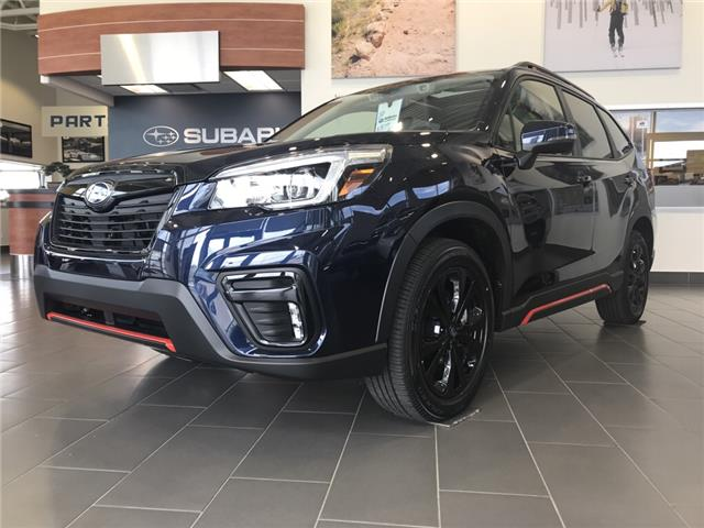 2019 Subaru Forester 2.5i Sport (Stk: 206995) in Lethbridge - Image 1 of 25