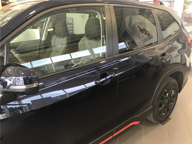 2019 Subaru Forester 2.5i Sport (Stk: 206995) in Lethbridge - Image 2 of 25