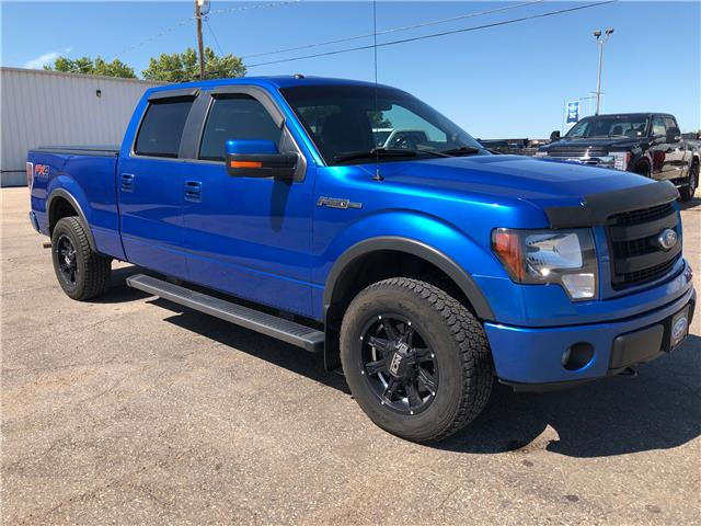 2013 Ford F-150 FX4 (Stk: 9213A) in Wilkie - Image 1 of 21