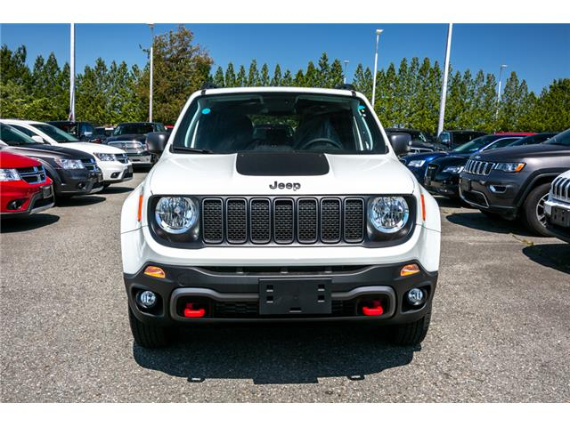 2019 Jeep Renegade Trailhawk (Stk: KK50124) in Abbotsford - Image 2 of 23