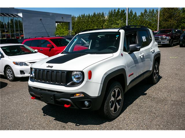 2019 Jeep Renegade Trailhawk (Stk: KK50124) in Abbotsford - Image 3 of 23