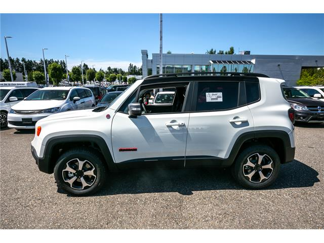 2019 Jeep Renegade Trailhawk (Stk: KK50124) in Abbotsford - Image 4 of 23