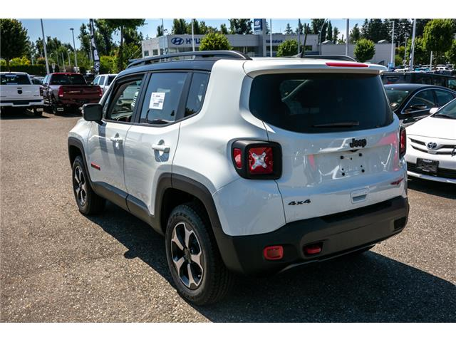 2019 Jeep Renegade Trailhawk (Stk: KK50124) in Abbotsford - Image 5 of 23