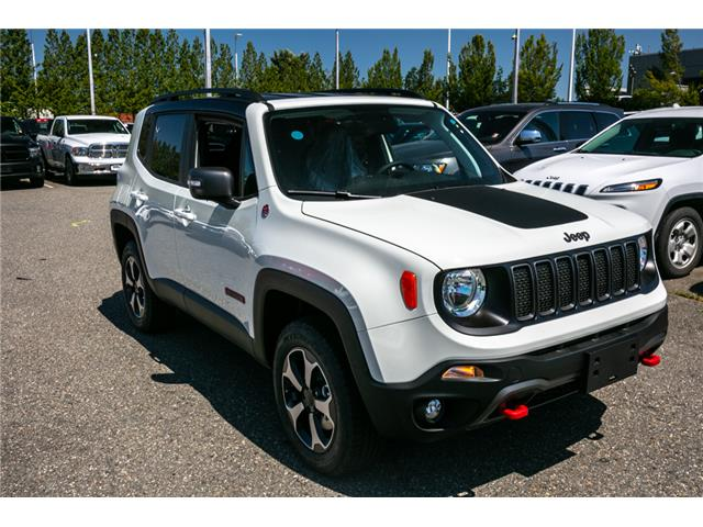 2019 Jeep Renegade Trailhawk (Stk: KK50124) in Abbotsford - Image 9 of 23