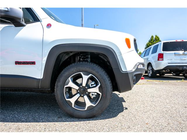 2019 Jeep Renegade Trailhawk (Stk: KK50124) in Abbotsford - Image 12 of 23
