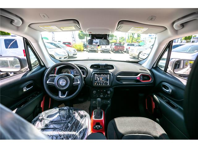 2019 Jeep Renegade Trailhawk (Stk: KK50124) in Abbotsford - Image 16 of 23