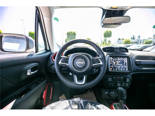 2019 Jeep Renegade Trailhawk (Stk: KK50124) in Abbotsford - Image 17 of 23