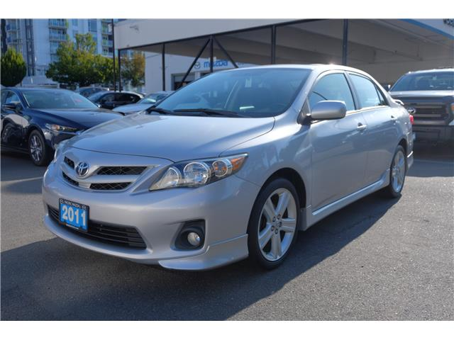 2011 Toyota Corolla XRS (Stk: 560713A) in Victoria - Image 1 of 23