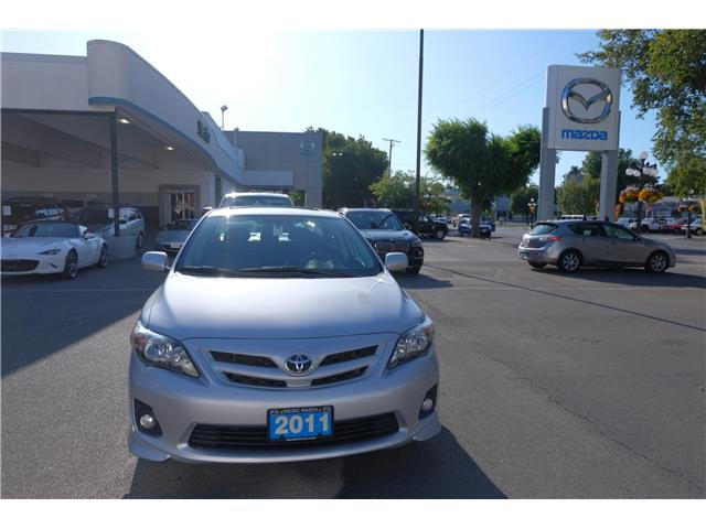 2011 Toyota Corolla XRS (Stk: 560713A) in Victoria - Image 2 of 23