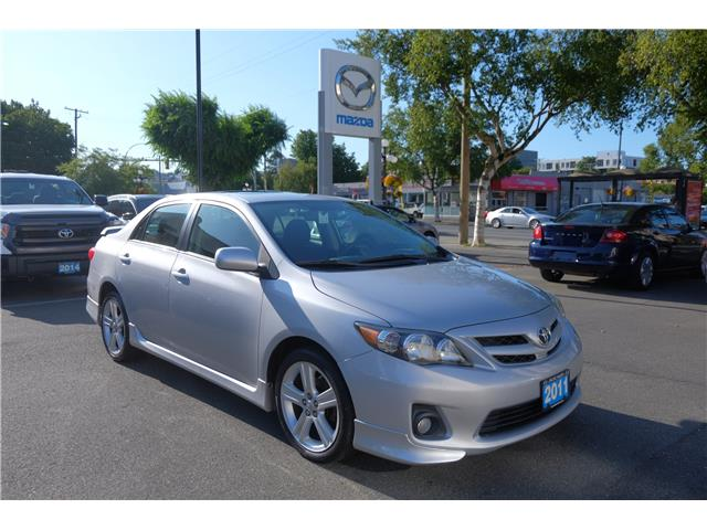2011 Toyota Corolla XRS (Stk: 560713A) in Victoria - Image 4 of 23