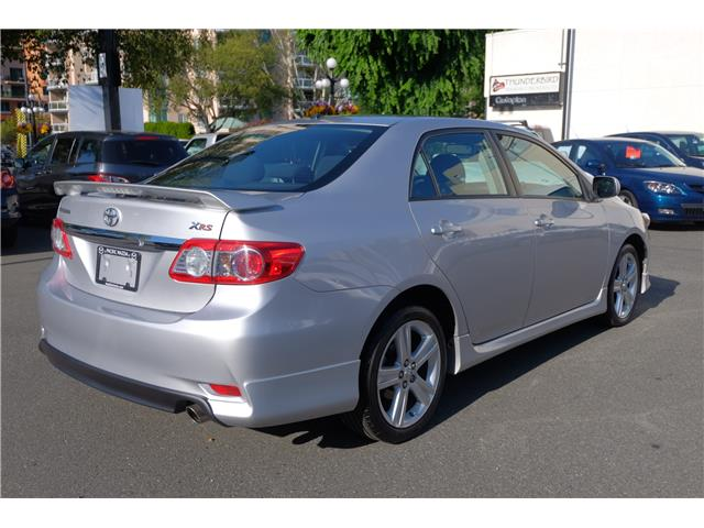 2011 Toyota Corolla XRS (Stk: 560713A) in Victoria - Image 6 of 23