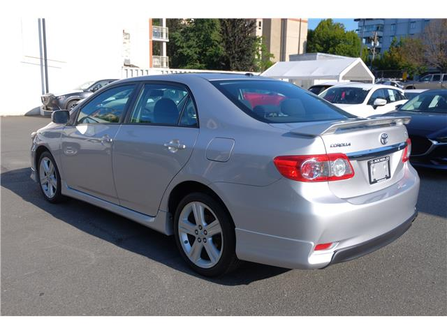 2011 Toyota Corolla XRS (Stk: 560713A) in Victoria - Image 8 of 23