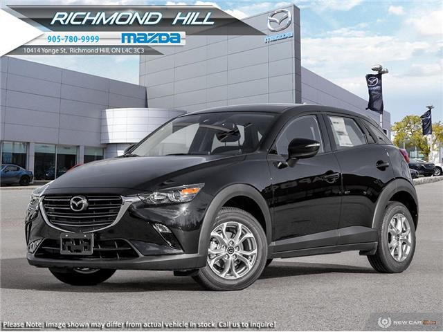 2019 Mazda CX-3 GS (Stk: 19-603) in Richmond Hill - Image 1 of 23