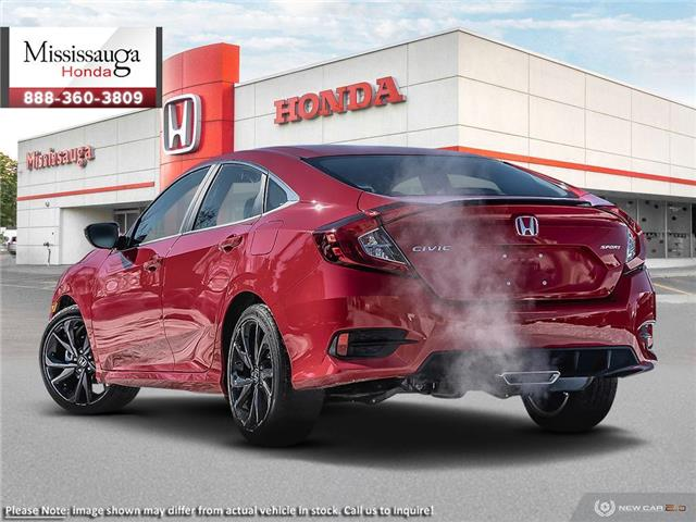 2019 Honda Civic Sport (Stk: 326707) in Mississauga - Image 4 of 21