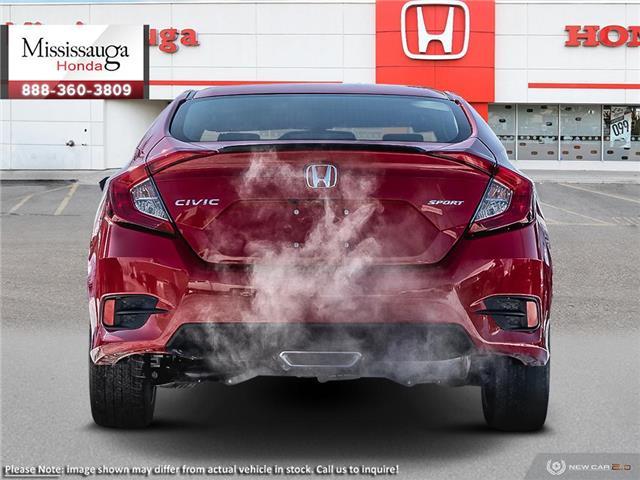2019 Honda Civic Sport (Stk: 326707) in Mississauga - Image 5 of 21