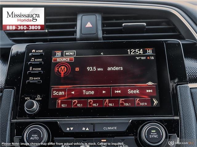 2019 Honda Civic Sport (Stk: 326707) in Mississauga - Image 16 of 21