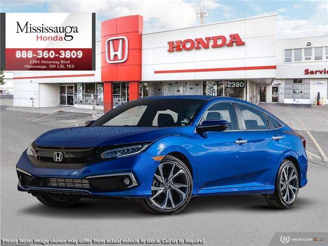 2019 Honda Civic Touring (Stk: 326752) in Mississauga - Image 1 of 23