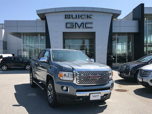 2019 GMC Canyon Denali (Stk: 9CN88880) in North Vancouver - Image 2 of 13