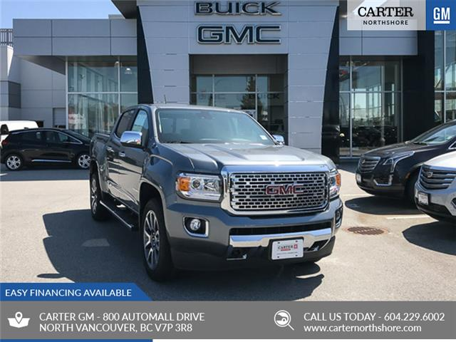 2019 GMC Canyon Denali (Stk: 9CN88880) in North Vancouver - Image 1 of 13