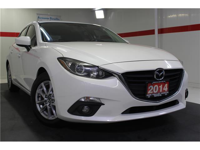 2014 Mazda Mazda3 Sport GS-SKY (Stk: 298736S) in Markham - Image 1 of 27