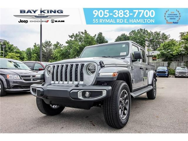 2020 Jeep Gladiator Overland (Stk: 207507) in Hamilton - Image 1 of 29