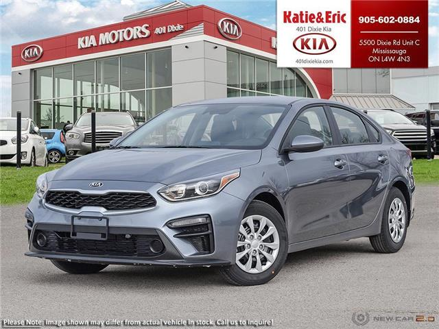 2019 Kia Forte LX (Stk: FO19121) in Mississauga - Image 1 of 24
