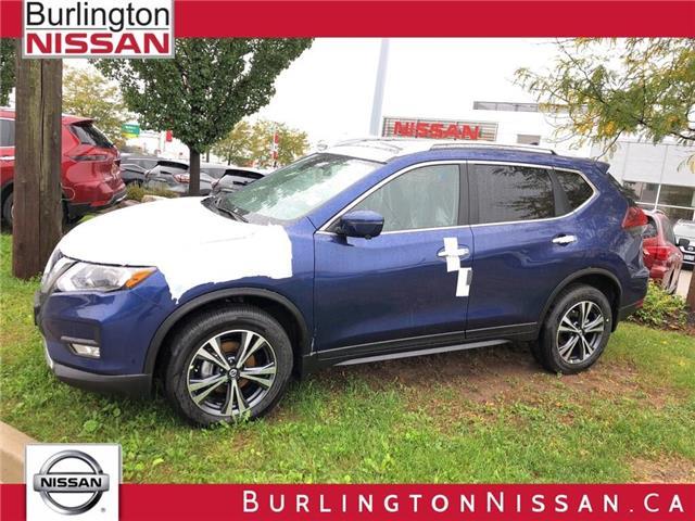 2019 Nissan Rogue SV (Stk: Y2504) in Burlington - Image 1 of 5