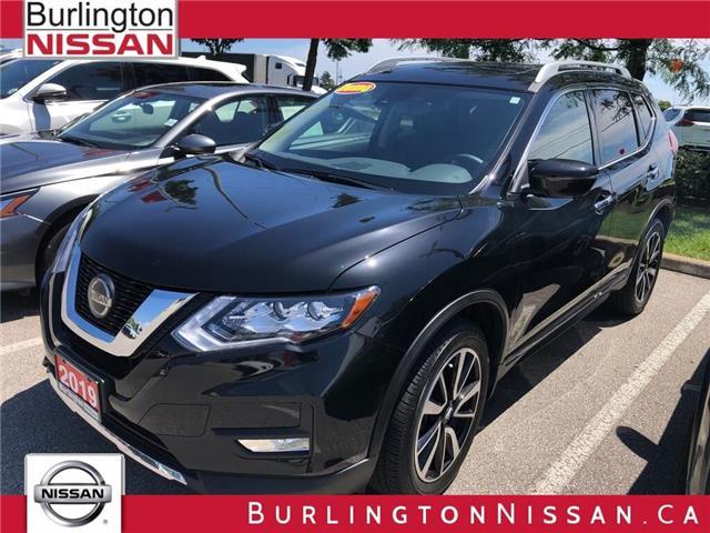 2019 Nissan Rogue SL (Stk: Y2554) in Burlington - Image 1 of 5