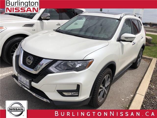 2019 Nissan Rogue SV (Stk: Y2570) in Burlington - Image 1 of 5