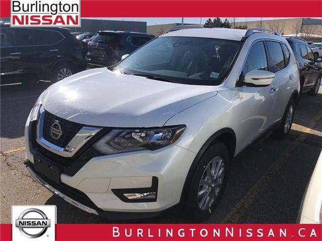 2019 Nissan Rogue SV (Stk: Y2573) in Burlington - Image 1 of 5