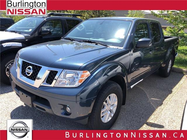 2019 Nissan Frontier SV (Stk: Y4028) in Burlington - Image 1 of 5