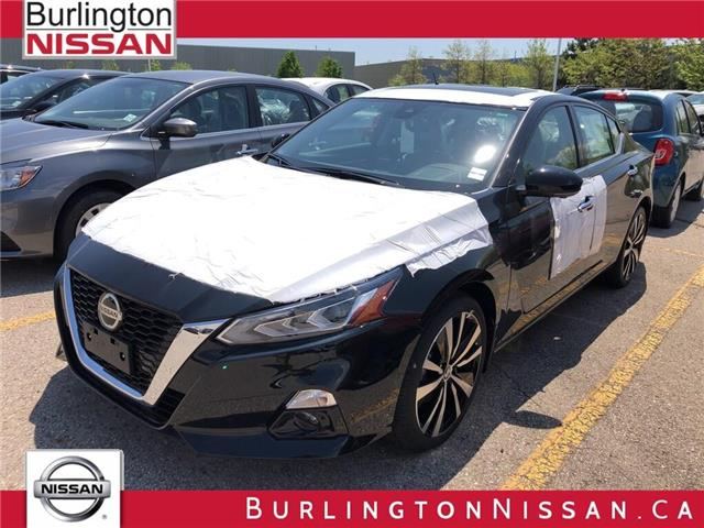 2019 Nissan Altima 2.5 Platinum (Stk: Y5511) in Burlington - Image 1 of 5