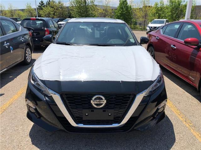 2019 Nissan Altima 2.5 Platinum (Stk: Y5511) in Burlington - Image 2 of 5