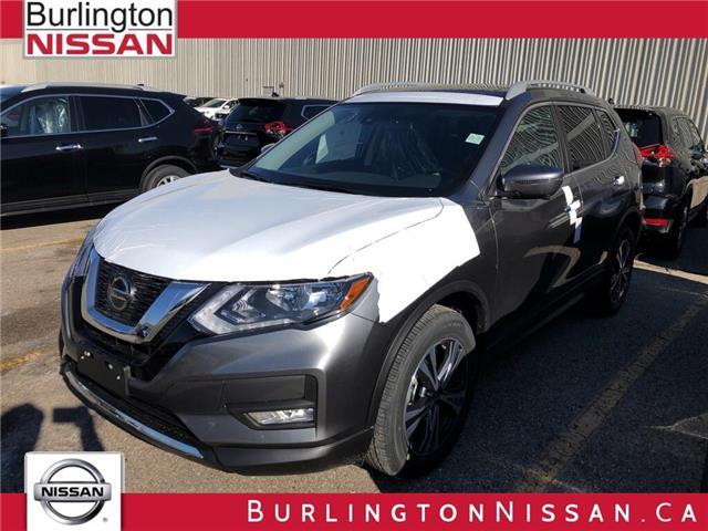 2019 Nissan Rogue SV (Stk: Y2596) in Burlington - Image 1 of 5