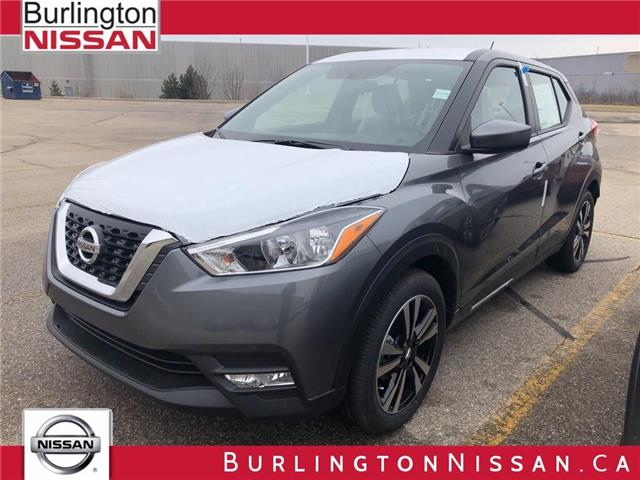2019 Nissan Kicks SV (Stk: Y1138) in Burlington - Image 1 of 5
