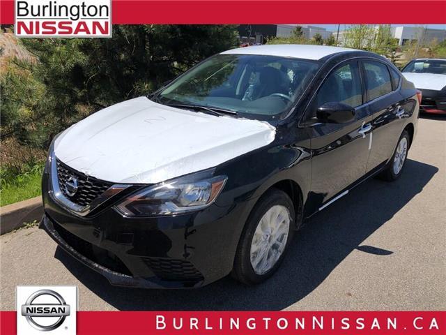 2019 Nissan Sentra 1.8 SV (Stk: Y6025) in Burlington - Image 1 of 6