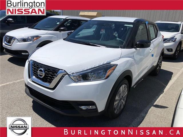 2019 Nissan Kicks SV (Stk: Y1180) in Burlington - Image 1 of 6