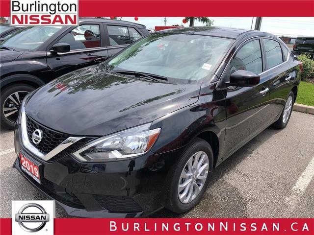 2019 Nissan Sentra 1.8 SV (Stk: Y6026) in Burlington - Image 1 of 5