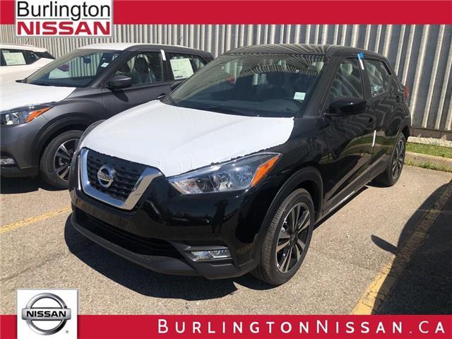 2019 Nissan Kicks SV (Stk: Y1192) in Burlington - Image 1 of 5