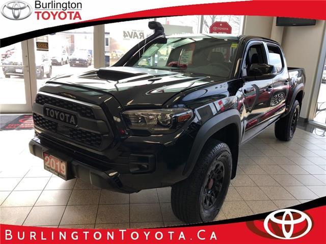 2019 Toyota Tacoma  (Stk: 194031) in Burlington - Image 1 of 5