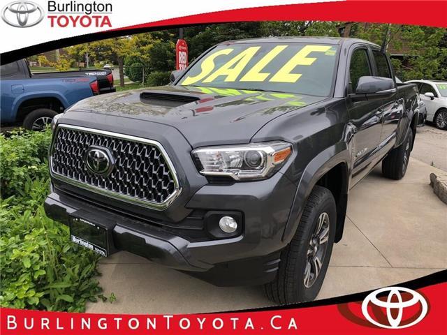 2019 Toyota Tacoma SR5 V6 (Stk: 194034) in Burlington - Image 1 of 5