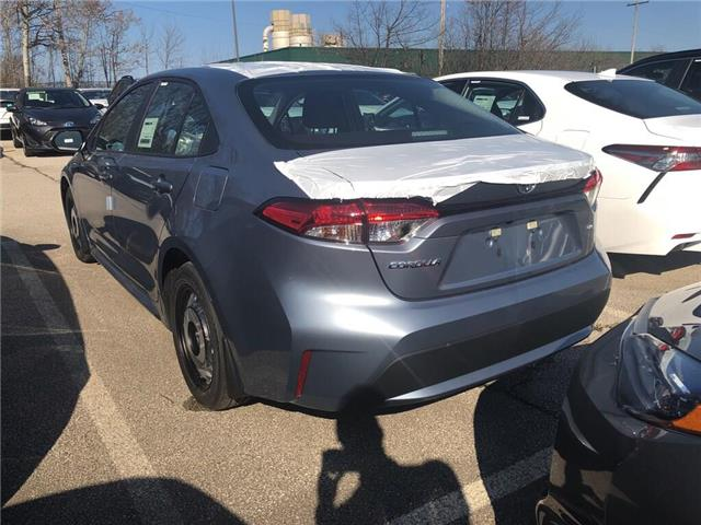 2020 Toyota Corolla L (Stk: 202008) in Burlington - Image 2 of 5