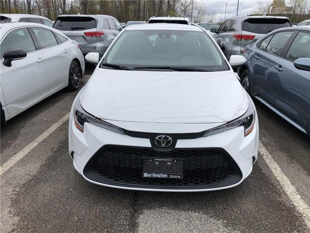 2020 Toyota Corolla L (Stk: 202019) in Burlington - Image 2 of 5