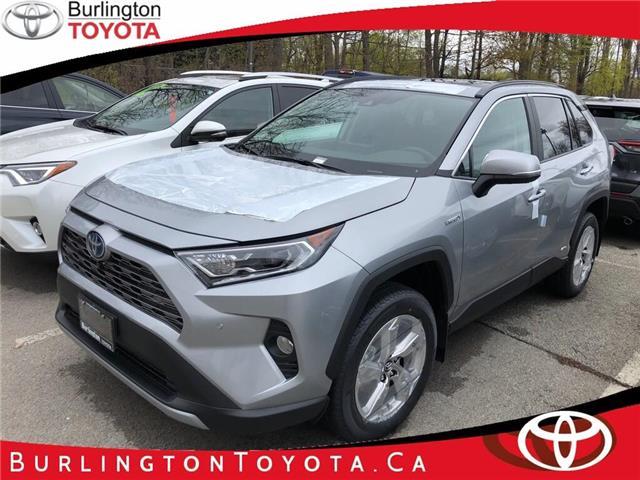 2019 Toyota RAV4 Hybrid Limited (Stk: 198244) in Burlington - Image 1 of 5