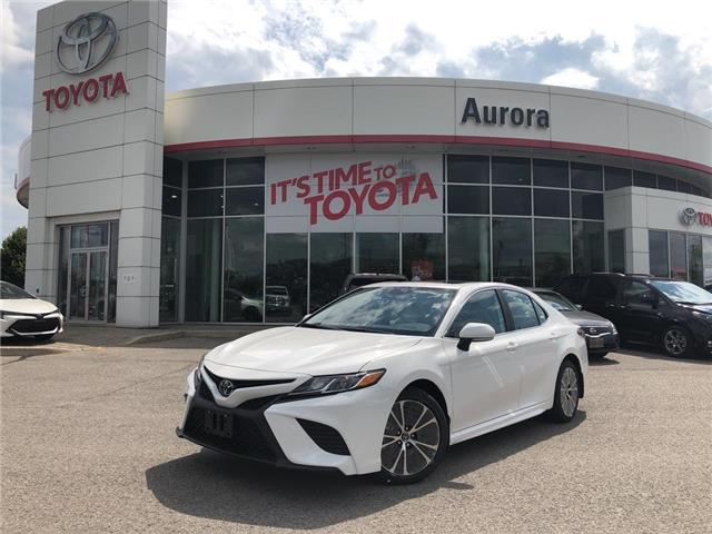 2019 Toyota Camry SE (Stk: 31087) in Aurora - Image 1 of 14