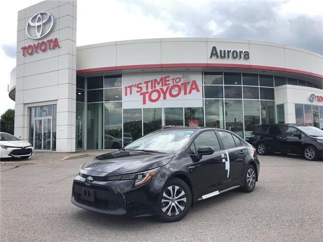 2020 Toyota Corolla Hybrid Base (Stk: 31095) in Aurora - Image 1 of 15