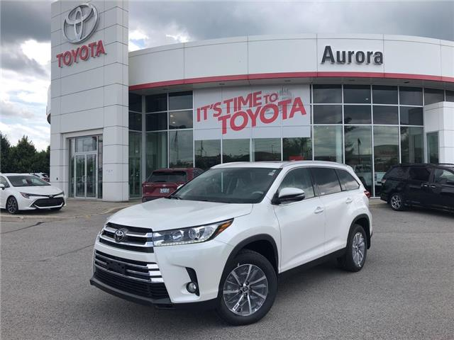 2019 Toyota Highlander XLE (Stk: 31116) in Aurora - Image 1 of 15